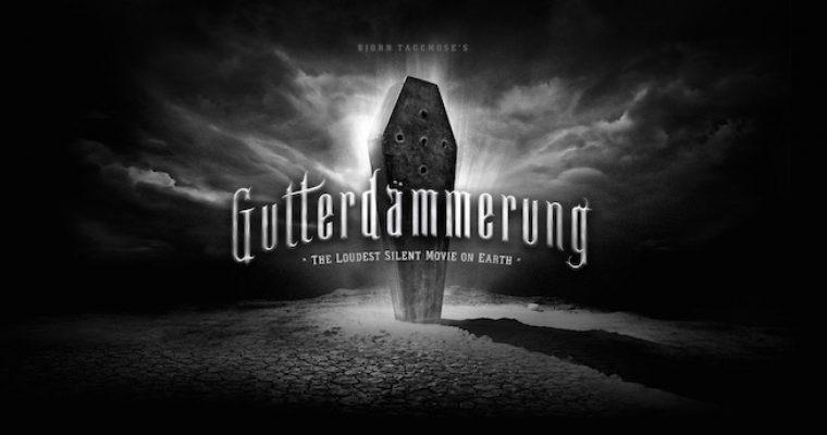 """""""Gutterdämerung"""": La película más silenciosa del planeta se llena de Rockstars en su nuevo Trailer"""