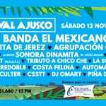 Revelan el cartel del Festival Ajusco
