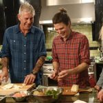 De fiesta con The Dead Weather y Anthony Bourdain