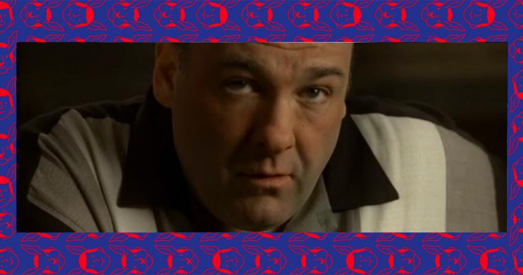 La muerte de Tony Soprano, una pantalla en negro #PuertAbierta